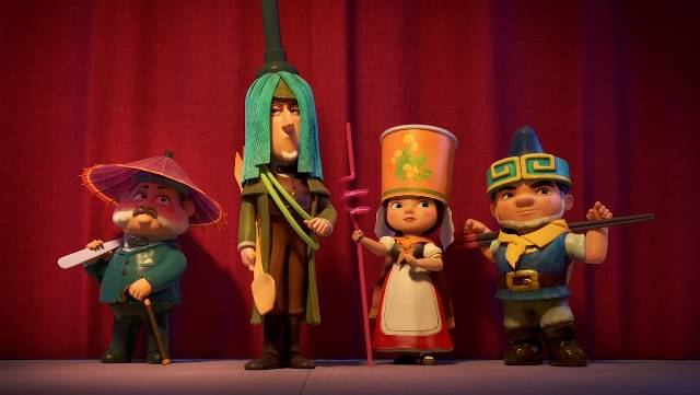 watch SHERLOCK GNOMES trailer