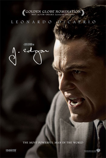 J. EDGAR artwork