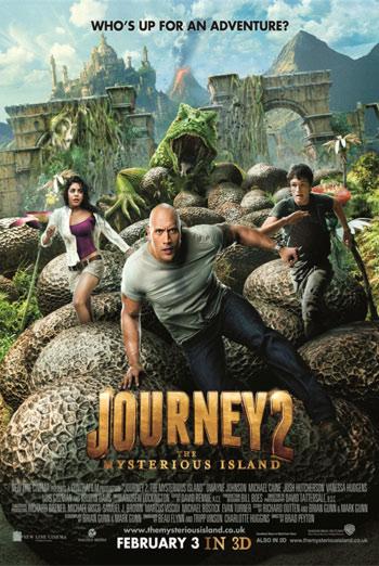 JOURNEY 2 - THE MYSTERIOUS ISLAND <span>[2D]</span> artwork