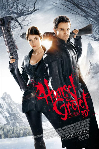 HANSEL & GRETEL - WITCH HUNTERS artwork