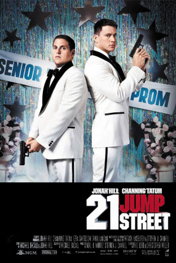21 JUMP STREET <span>[Additional material,Audio commentary]</span> artwork