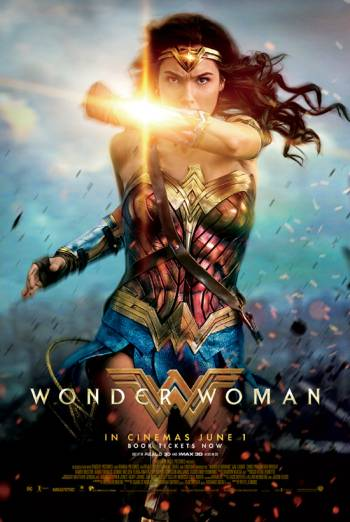 WONDER WOMAN <span>(2017)</span> artwork