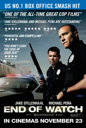 END OF WATCH <span>(2012)</span> artwork