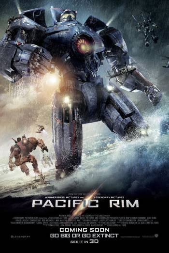 PACIFIC RIM artwork