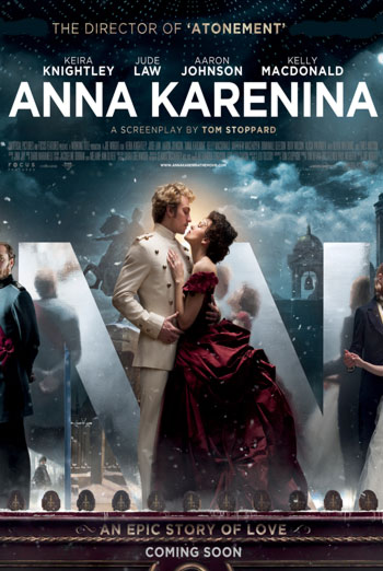 ANNA KARENINA artwork