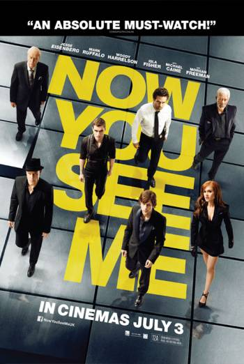 NOW YOU SEE ME artwork