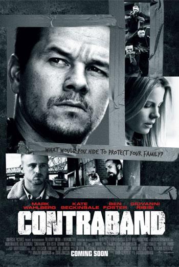 CONTRABAND <span>(2011)</span> artwork