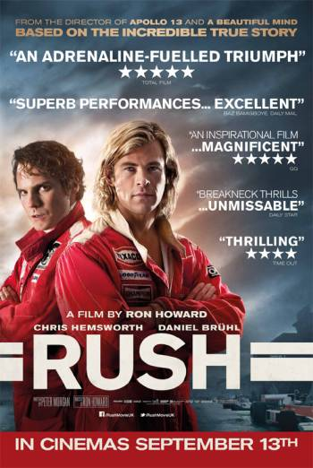 RUSH <span>(2013)</span> artwork