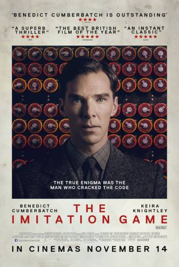 THE IMITATION GAME artwork