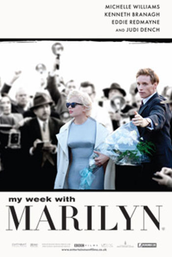 MY WEEK WITH MARILYN <span>(2011)</span> artwork