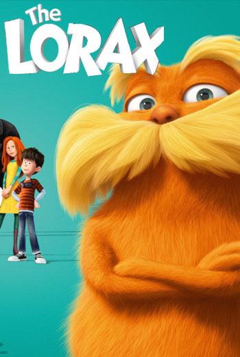 DR. SEUSS' THE LORAX <span>(2012)</span> artwork