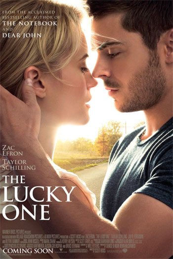 THE LUCKY ONE artwork
