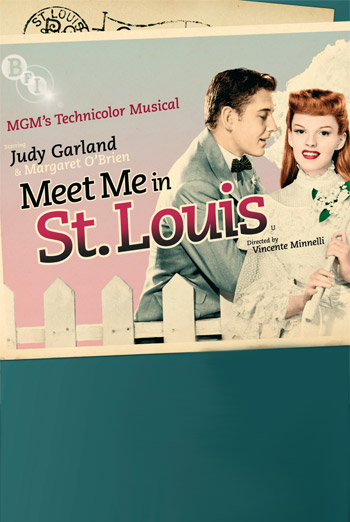 MEET ME IN ST. LOUIS artwork