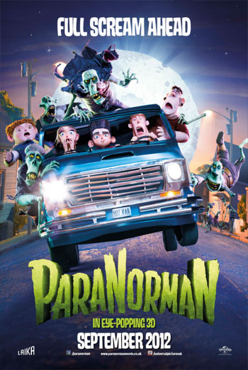PARANORMAN <span>[2D]</span> artwork