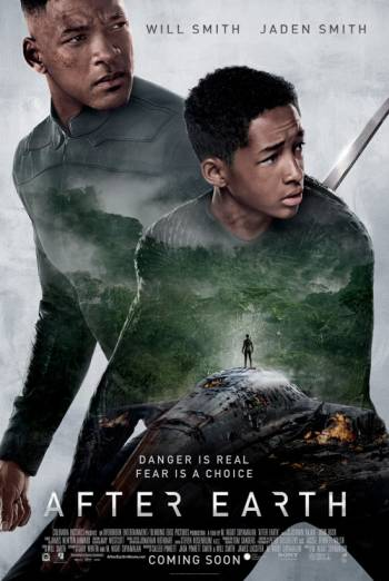 AFTER EARTH <span>[After Earth - International Trailer E ('Coming Soon')]</span> artwork