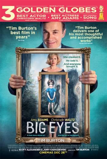 BIG EYES artwork