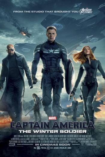 CAPTAIN AMERICA THE WINTER SOLDIER <span>[Trailer B,3D]</span> artwork