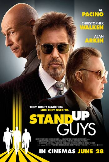 STAND UP GUYS artwork