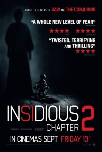 INSIDIOUS - CHAPTER 2 artwork