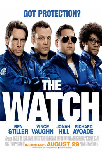 THE WATCH <span>(2012)</span> artwork
