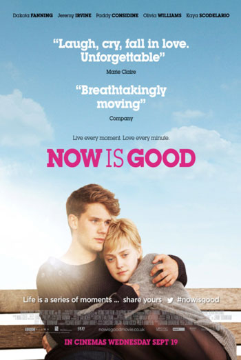 NOW IS GOOD artwork