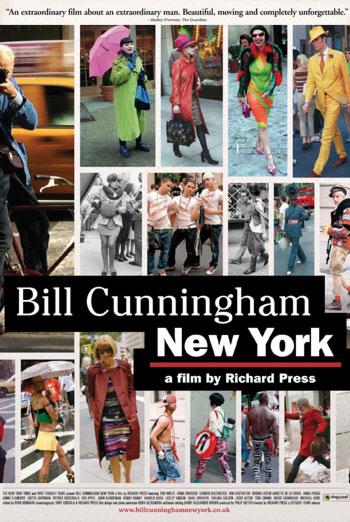 BILL CUNNINGHAM - NEW YORK artwork