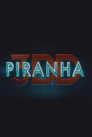 PIRANHA 3DD artwork