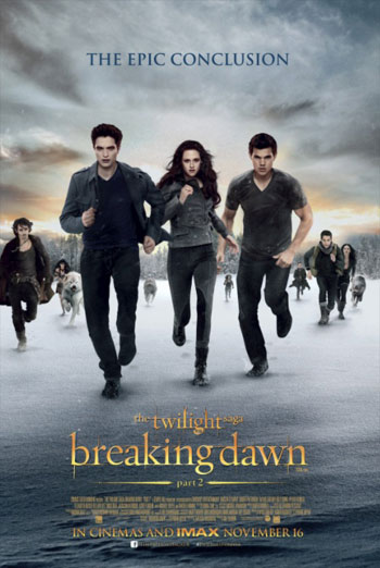 BREAKING DAWN - PART 1 artwork