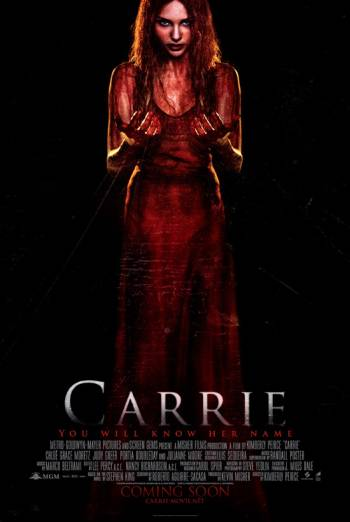 CARRIE <span>[International theatrical trailer,2013 film]</span> artwork