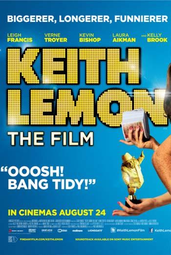 KEITH LEMON - THE FILM <span>(2012)</span> artwork
