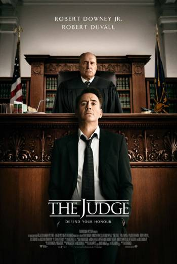 THE JUDGE <span>[Trailer F3]</span> artwork