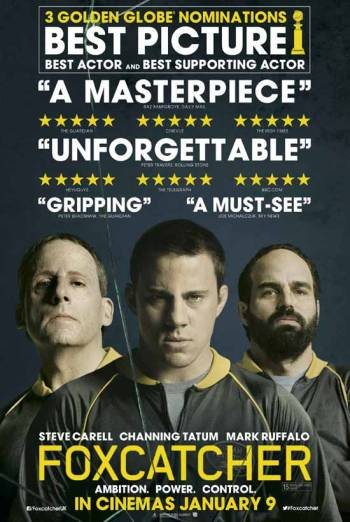 FOXCATCHER <span>[Trailer A]</span> artwork