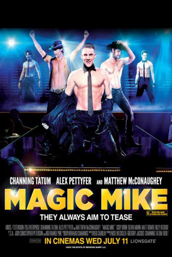 MAGIC MIKE <span>(2012)</span> artwork