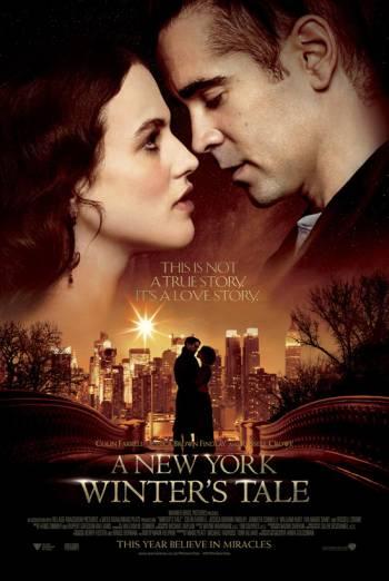A NEW YORK'S WINTER TALE artwork