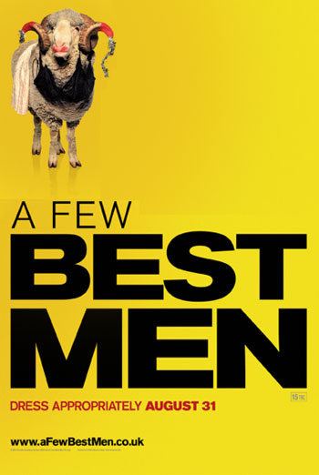 A FEW BEST MEN <span>(2011)</span> artwork
