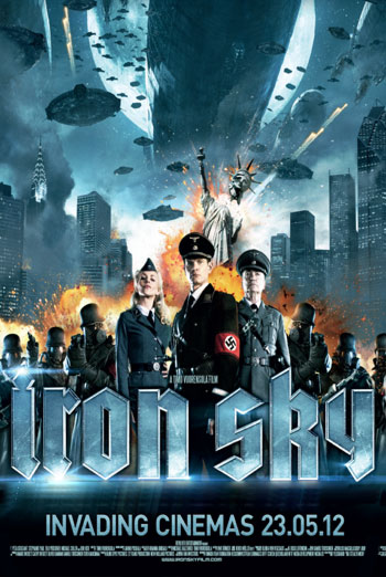 IRON SKY artwork