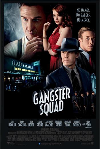 GANGSTER SQUAD <span>(2012)</span> artwork