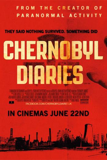 CHERNOBYL DIARIES <span>(2012)</span> artwork