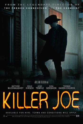 KILLER JOE artwork