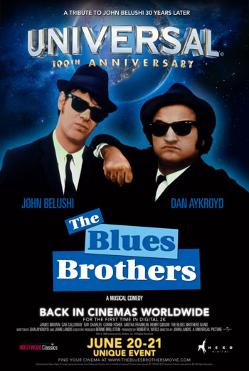 BLUES BROTHERS 2000 artwork