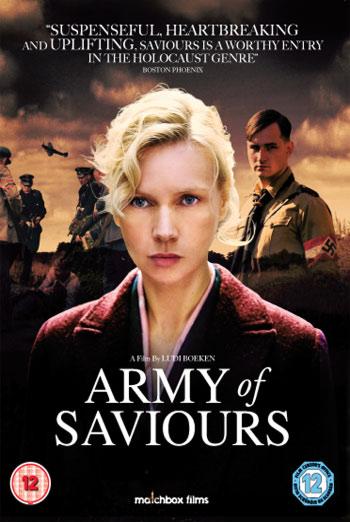 ARMY OF SAVIOURS <span>(2009)</span> artwork