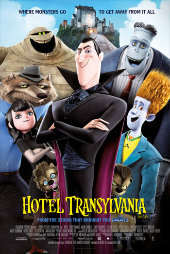 HOTEL TRANSYLVANIA <span>[INTERNATIONAL TRAILER B (&quot;COMING SOON IN 3D&quot;)]</span> artwork