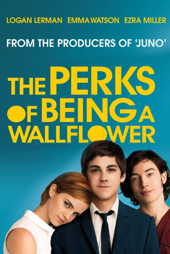 THE PERKS OF BEING A WALLFLOWER artwork