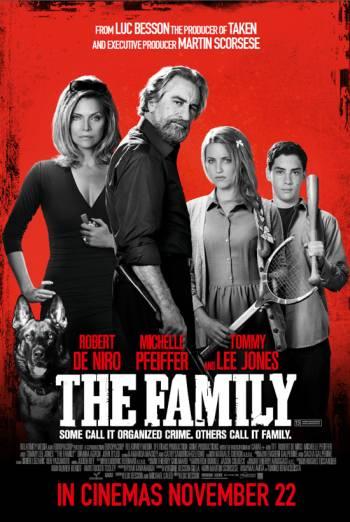 THE FAMILY artwork