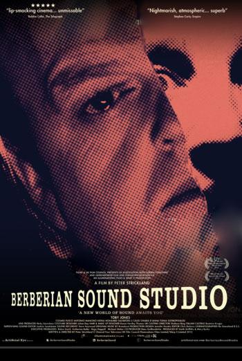 BERBERIAN SOUND STUDIO <span>(2012)</span> artwork