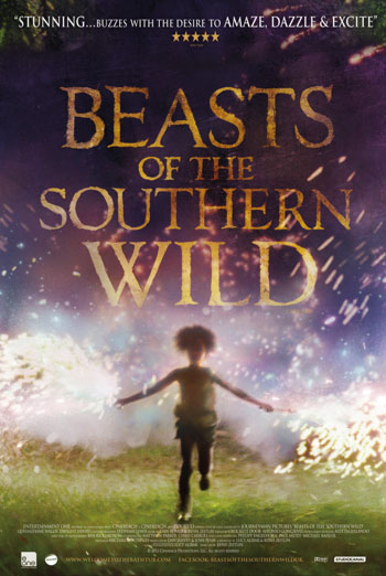 BEASTS OF THE SOUTHERN WILD artwork