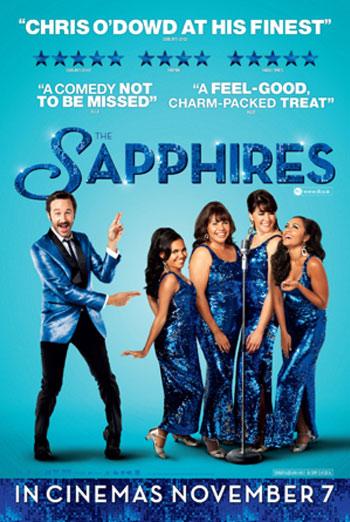 THE SAPPHIRES artwork
