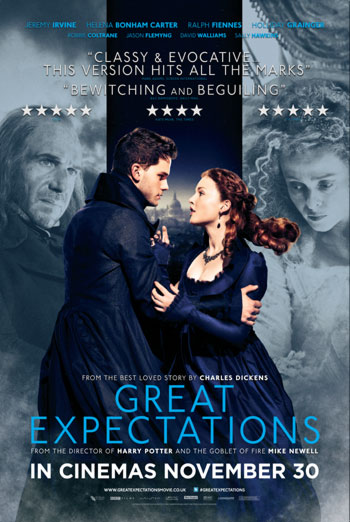 GREAT EXPECTATIONS artwork