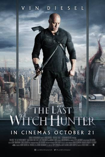 THE LAST WITCH HUNTER artwork