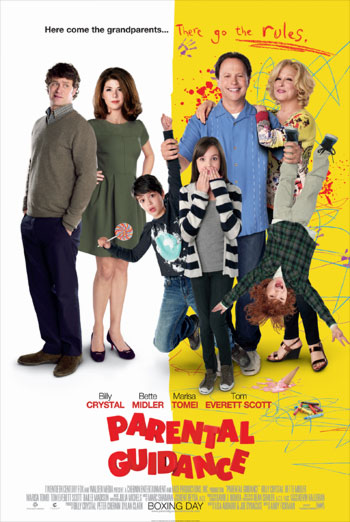 PARENTAL GUIDANCE <span>[Theatrical Trailer]</span> artwork
